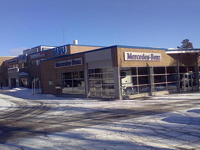 Kaarnatie 32, Oulu