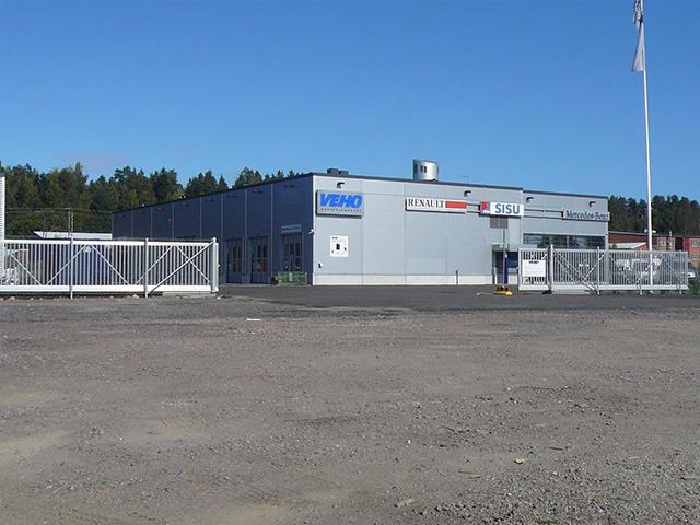 Kasaajankatu 8, Lahti