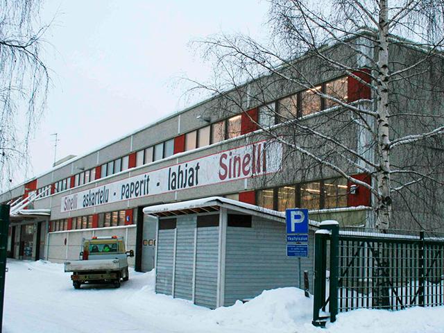 Martinkyläntie 63, Vantaa
