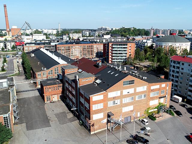 Wärtsilä, Turku