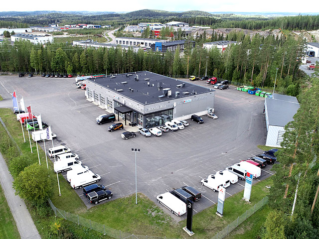 Kuormaajantie 55, Jyväskylä